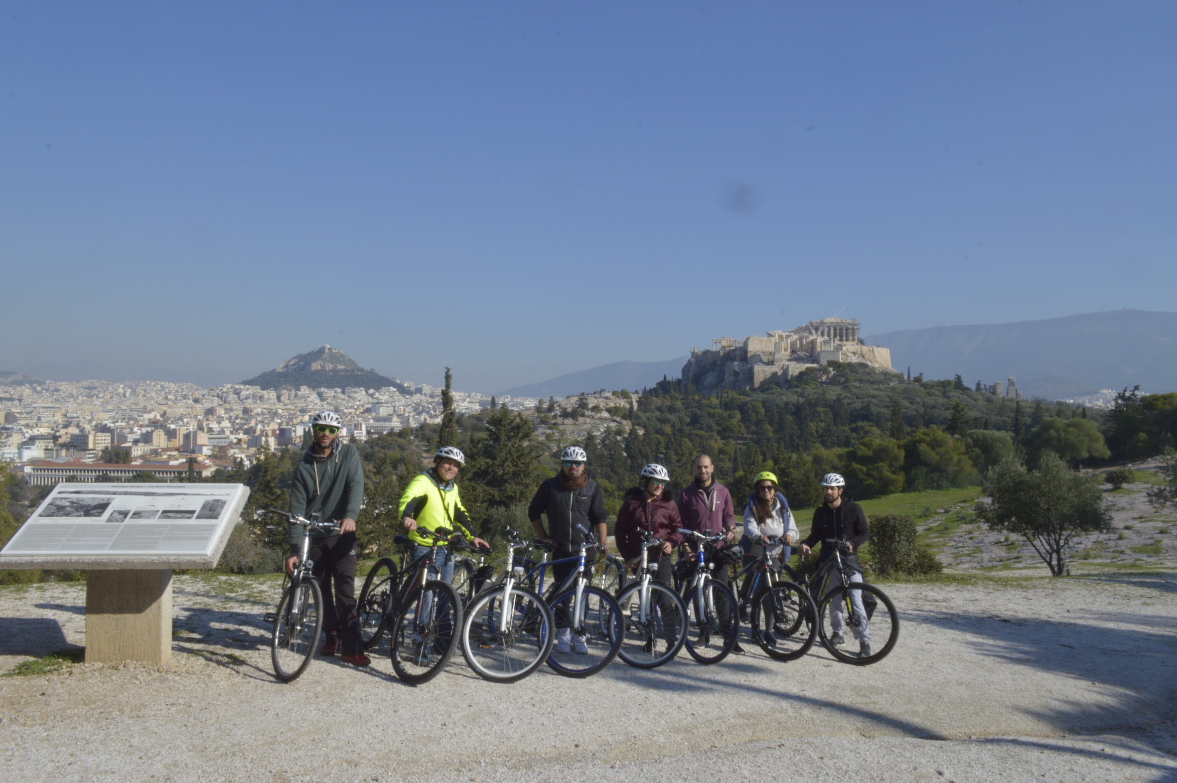 360 Athens Electric Bicycle Tour